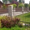 Kovový plot jako elegantní vizitka vašeho domu