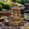 Zahradní fontány a kašny oživí každou zahradu